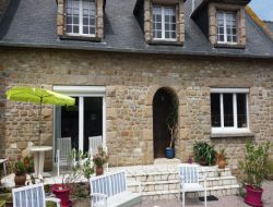 Seaside holiday home in Brittany, France. near Saint Lunaire