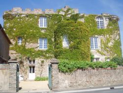 Holiday cottage in a medieval castle of Anjou near Clisson