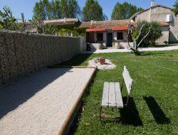 Gite climatisé avec spa privatif en Provence