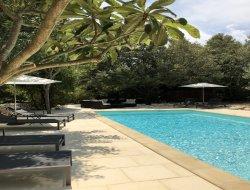 Location d'un gite avec piscine dans Nimes.