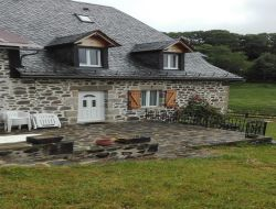 Holiday cottage in the Cantal, Auvergne. near Vic sur Cere