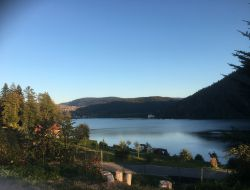 Self catering apartment in Gerardmer, France.