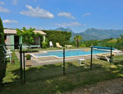 Holiday rentals with pool in the Drome, France. near Manas
