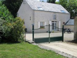 Holiday home near Chambord in France. near La Ferte Saint Cyr