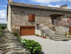 Holiday accommodation near Albi, Rodez and Millau in France. near Previnquières