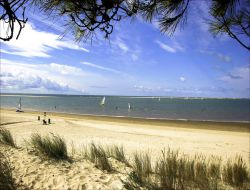 Seaside holiday home near La Rochelle in France. near Saint Palais sur Mer
