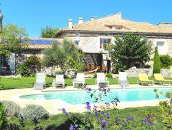 Gites avec piscine a louer en Ardèche Méridionale