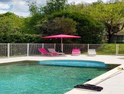 Grand gite avec piscine à louer en Ardèche.