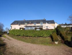 Holiday home in the Morvan, Burgundy, France near Blanot