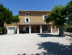 Holiday rental with swimming pool in Provence, France.