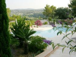 Holiday rental in Provence, France.