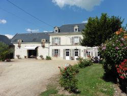 Charming B&B near the castles of the Loire, France.