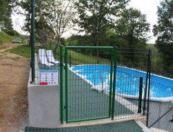Gites avec piscine a louer dans le Périgord.