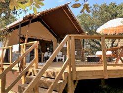 Hébergements de vacances insolites dans l'Hérault