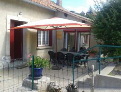 Holiday cottage in the Aveyron, Midi Pyrenees. near Saint Maurice de Sorgues
