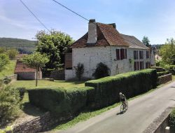 Holiday home in the Lot, Midi Pyrenees, France. near Rocamadour