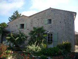 Bed & Breakfast in Poitou Charente, France. near Cramchaban