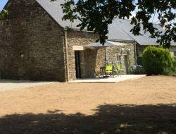 Gite en pierre a louer dans le Morbihan.