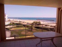 Location saisonnière au Cap d'Agde.