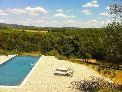 Location vacances avec piscine privée vaucluse.