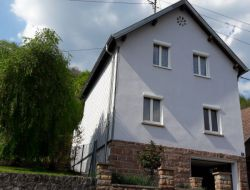 Holiday rental near Colmar in Alsace.