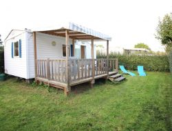campsite mobilhome in Les Mathes La Palmyre near Saint Just Luzac
