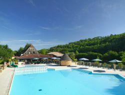 camping 5 étoiles près de Sarlat en Dordogne.