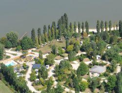 camping mobilhomes près de Sarlat en Dordogne