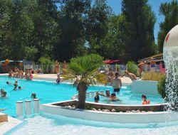 Camping avec piscine près d'anduze dans le Gard.