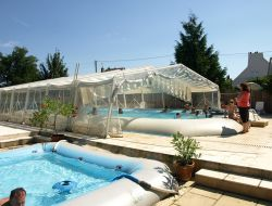 Holiday rental in the Loiret, Center of the France.