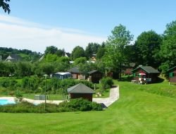 camping mobilhome Tauves Puy de Dome
