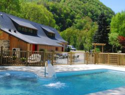 camping mobilhome Lourdes Hautes Pyrenees