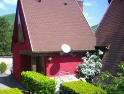 Gite a louer à Kaysersberg en Alsace.