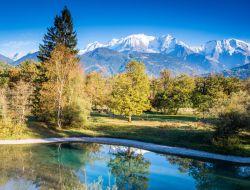Camping Mont Blanc en Haute Savoie