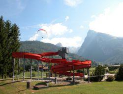 Camping mobilhomes à Samoens en Haute Savoie