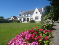 B&B in Etel near the Golfe du Morbihan, Brittany. near Carnac