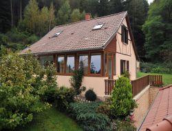 Gite de vacances à Kaysersberg en Alsace.