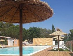 Camping mobilhomes climatisés dans le Var