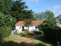 Village vacances avec piscine chauffée en Vendée