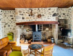 Holiday cottage in the Cantal, Auvergne. near Aurillac
