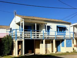 Seaside holiday rental in the Aude, Languedoc Roussillon. near Port la Nouvelle