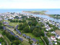 Village de gites dans le Finistère