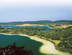 Résidence de vacances, lacs du Jura.