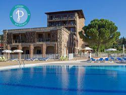 Résidence de vacances avec piscine dans le Vaucluse.