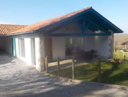 Holiday rental in the Pays Basque, south Aquitaine, France. near Tarnos