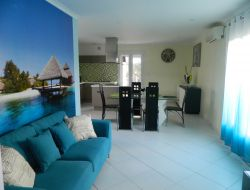 Holiday rental close to Nimes in France.