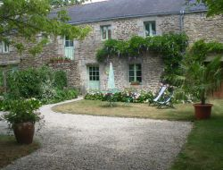 Holiday cottages near Vannes and the Golfe du Morbihan. near Ambon