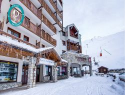 Holiday accommodations in Tignes, Alps ski resort.