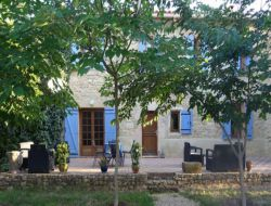 Holiday rentals near Ales and Uzes in the Gard, Languedoc. near Uchaux