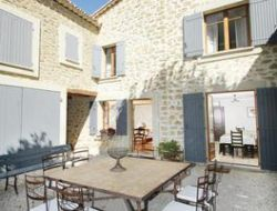 Holiday home near Vaison la Romaine in Provence.
